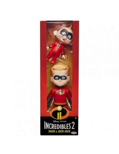 Incredibles champion series figures -...